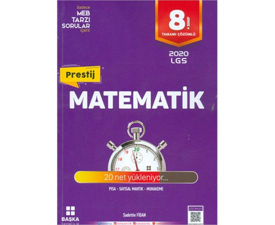 Başka 8.Sınıf LGS Prestij Matematik