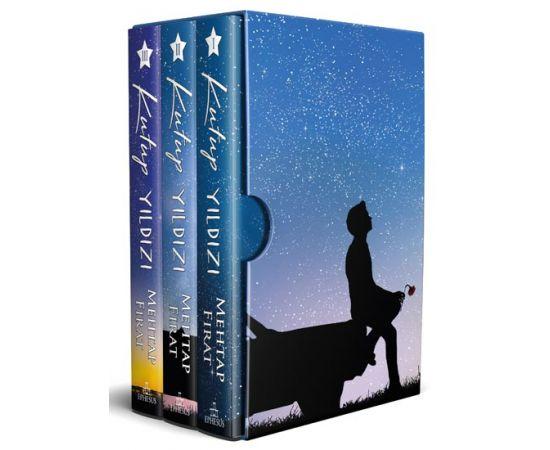 Kutup Yıldızı Kutulu Set (3 Kitap Takım) - Mehtap Fırat - Ephesus Yayınları