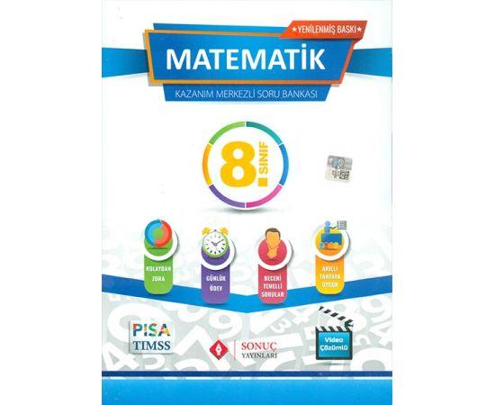 Sonuç 8.Sınıf Matematik Kazanım Merkezli Soru Bankası