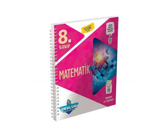 8.Sınıf Matematik Okulum Akıllı Defter