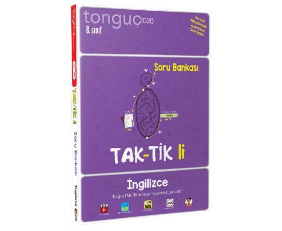 Tonguç Akademi 8.Sınıf İngilizce Taktikli Soru Bankası