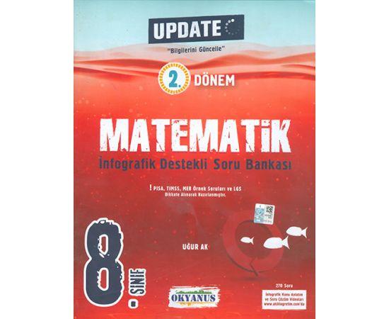 8.Sınıf Matematik 2.Dönem Soru Bankası Okyanus Yayınları