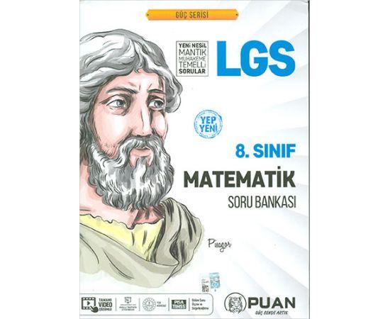 Puan 8.Sınıf LGS Matematik Soru Bankası
