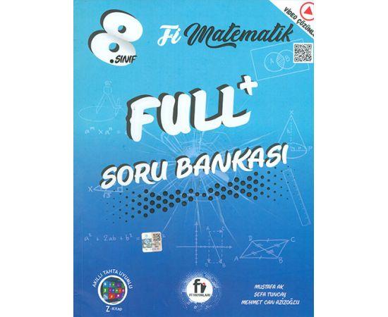 8.Sınıf Matematik Full Soru Bankası Fi Yayınları