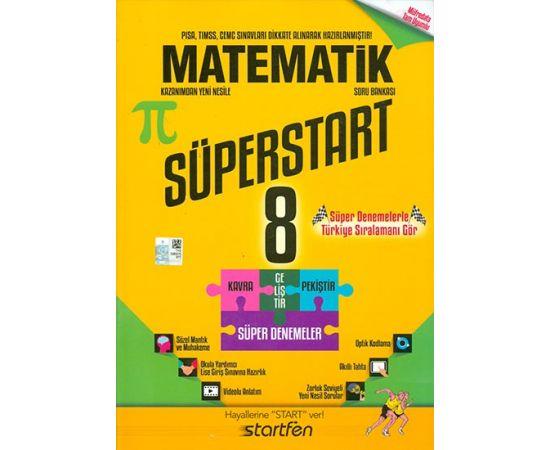 8.Sınıf Matematik Soru Bankası Startfen Yayınları