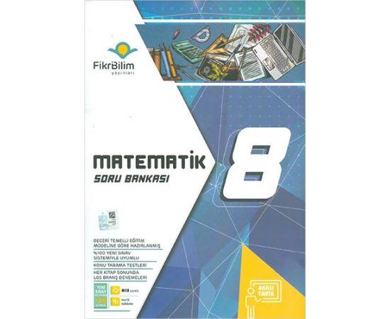 8.Sınıf Matematik Soru Bankası FikriBilim Yayınları