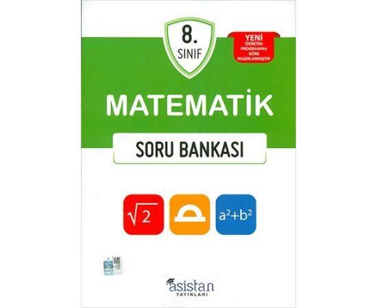 Asistan 8.Sınıf Matematik Soru Bankası