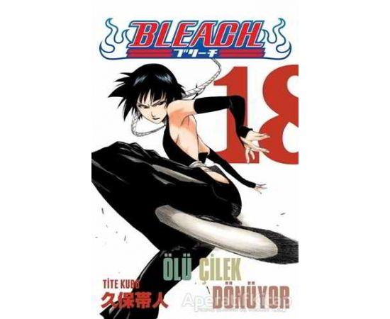 Bleach 18. Cilt - Tite Kubo - Gerekli Şeyler Yayıncılık