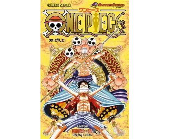 One Piece 30. Cilt - Eiiçiro Oda - Gerekli Şeyler Yayıncılık