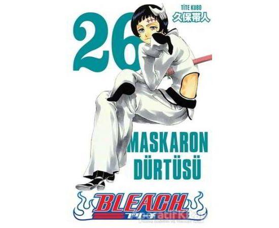 Bleach 26. Cilt - Maskaron Dürtüsü - Tite Kubo - Gerekli Şeyler Yayıncılık