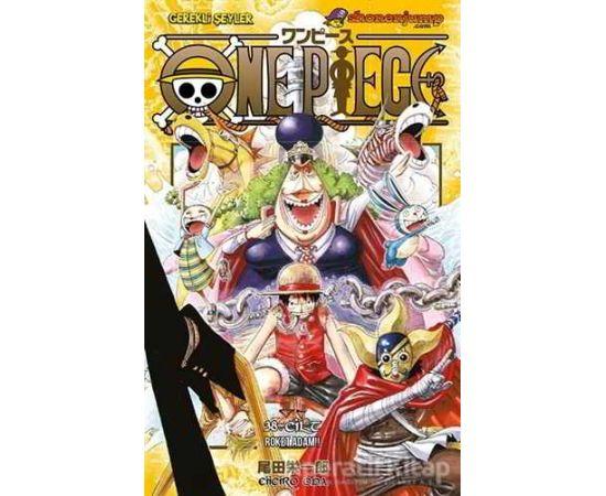 One Piece 38. Cilt - Eiiçiro Oda - Gerekli Şeyler Yayıncılık