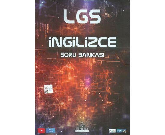 LGS 8.Sınıf İngilizce Soru Bankası Ephesus Akademi