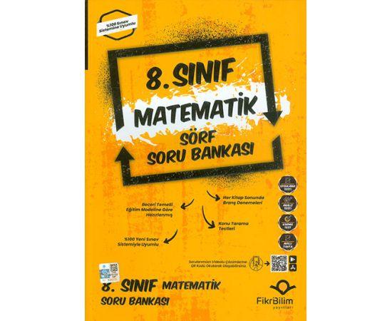 FikriBilim 8.Sınıf Matematik Sörf Soru Bankası