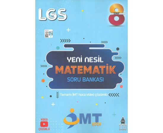 8.Sınıf Yeni Nesil Matematik Soru Bankası İMT Hoca