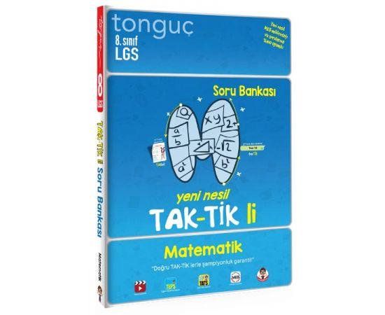 Tonguç 8.Sınıf Matematik Taktikli Soru Bankası