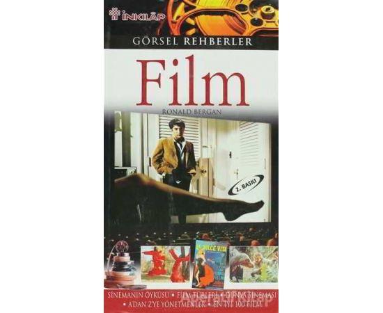 Film Kitabı (Görsel Rehberler Serisi) - Ronald Bergan - İnkılap Kitabevi