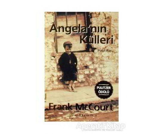 Angela'nın Külleri Hatıralar - Frank McCourt - Epsilon Yayınevi