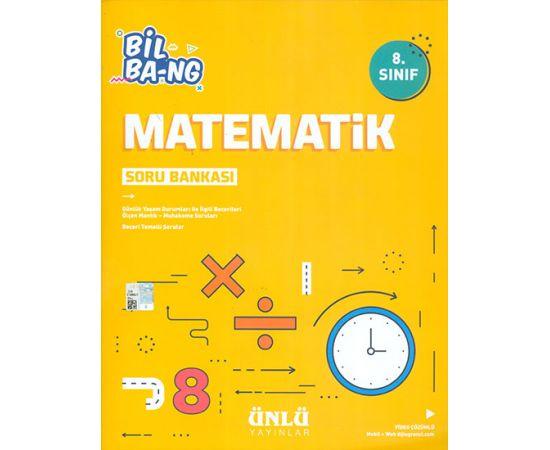 Ünlü 8.Sınıf Matematik Bil Bang Soru Bankası