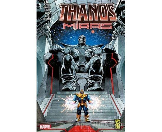 Thanos Miras - Gerry Duggan - Gerekli Şeyler Yayıncılık