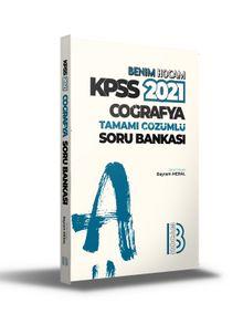 2021 KPSS Coğrafya Tamamı Çözümlü Soru Bankası