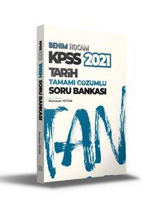 2021 KPSS Tarih Tamamı Çözümlü Soru Bankası
