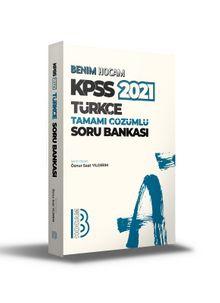 2021 KPSS Türkçe Tamamı Çözümlü Soru Bankası