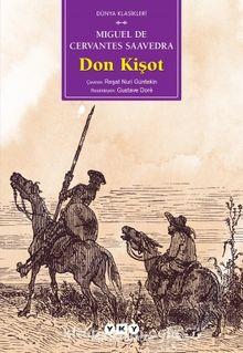 Don Kişot (Karton Kapak)