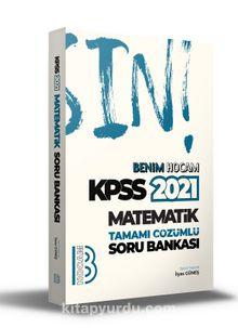2021 KPSS Matematik Tamamı Çözümlü Soru Bankası