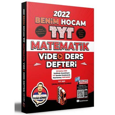 2022 TYT Matematik Video Ders Defteri Benim Hocam Yayınları