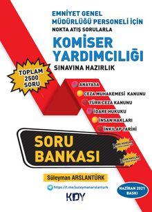 Komiser Yardımcılığı Sınavına Hazırlık Soru Bankası